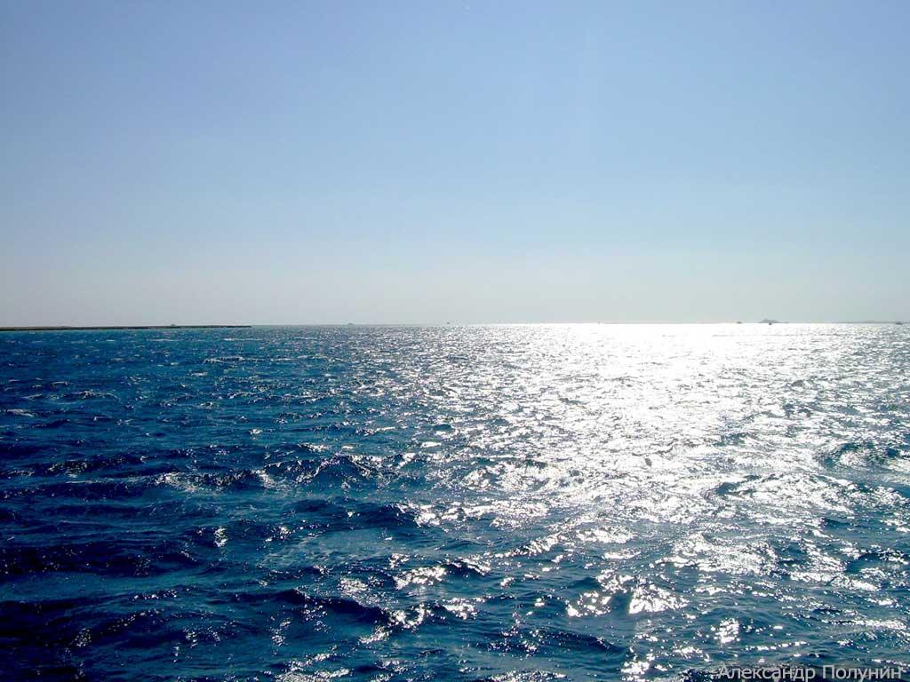 Морские дали средиземного моря